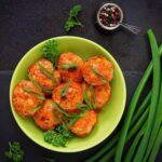 Chiftele de post din legume