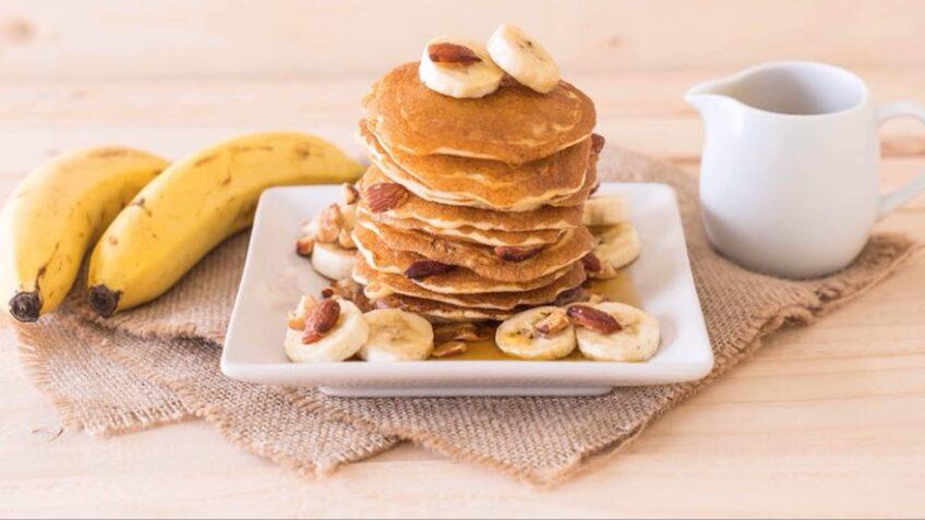 Clătite americane - ideale pentru micul dejun