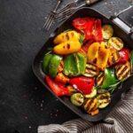 Legume la grătar - o garnitură potrivită pentru prânz